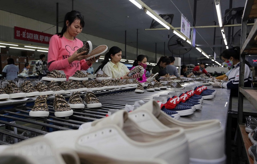 COVID-19-Ausbruch in Vietnam könnte Schuhexporte beeinträchtigen