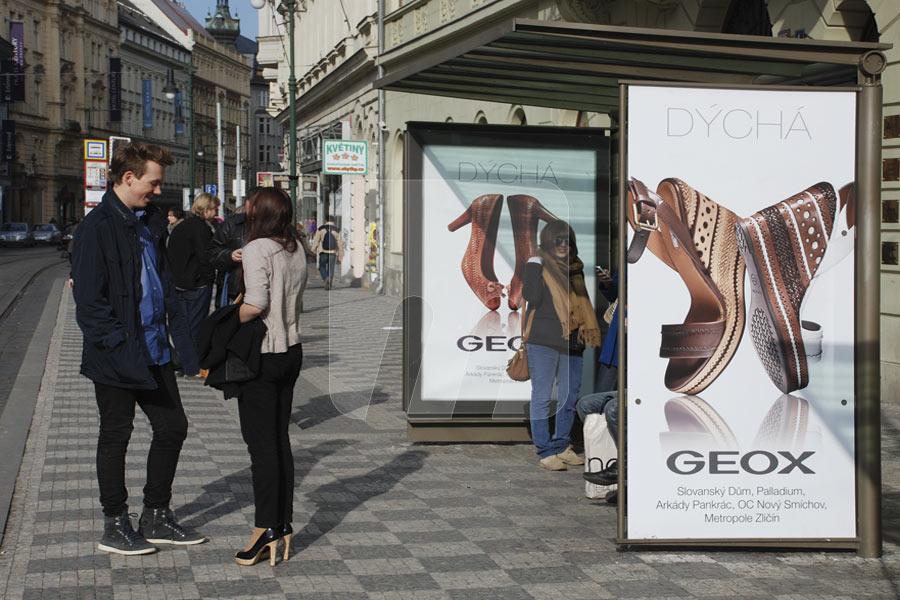 """Geox, Julia Dutey: """"Le vendite di successo possono essere raggiunte solo se il marchio è riconoscibile, deve essere"""" all'orecchio """"."""