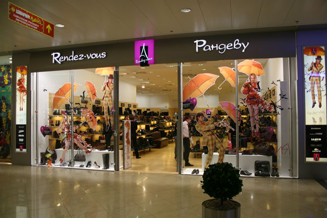 The largest Rendez-Vous in area has opened in St. Petersburg