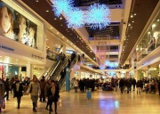 Retail accelerated growth