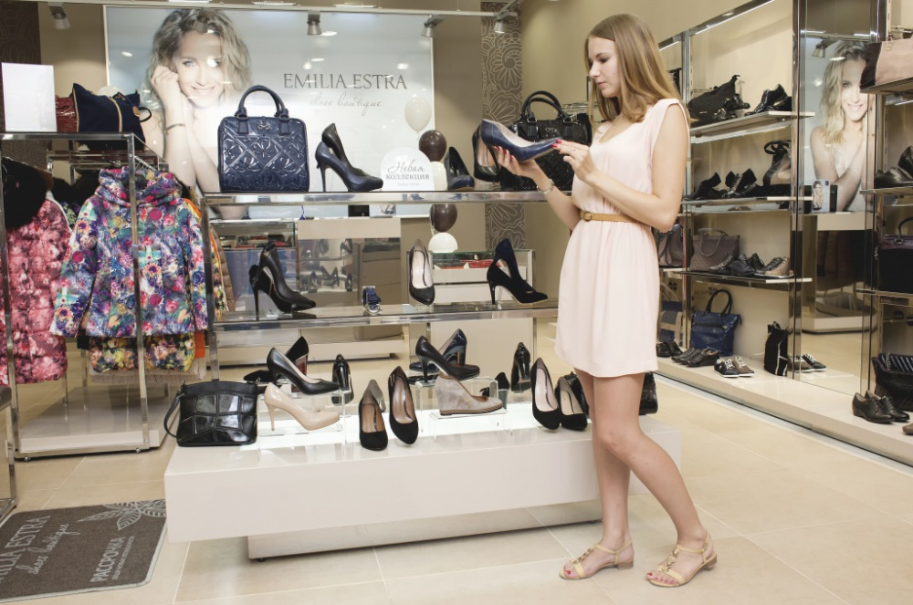 Russian Shoes became the Company of the Year in the retail sector in Siberia