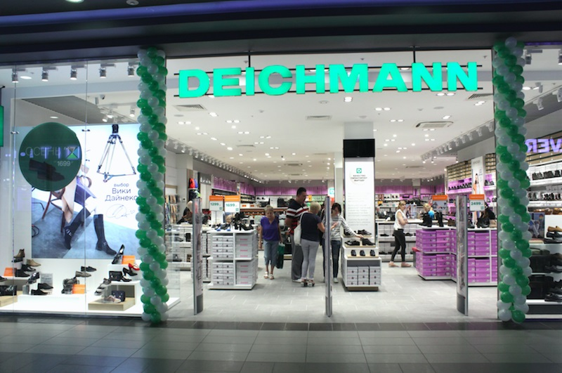 Deichmann opens a second store in Rostov-on-Don