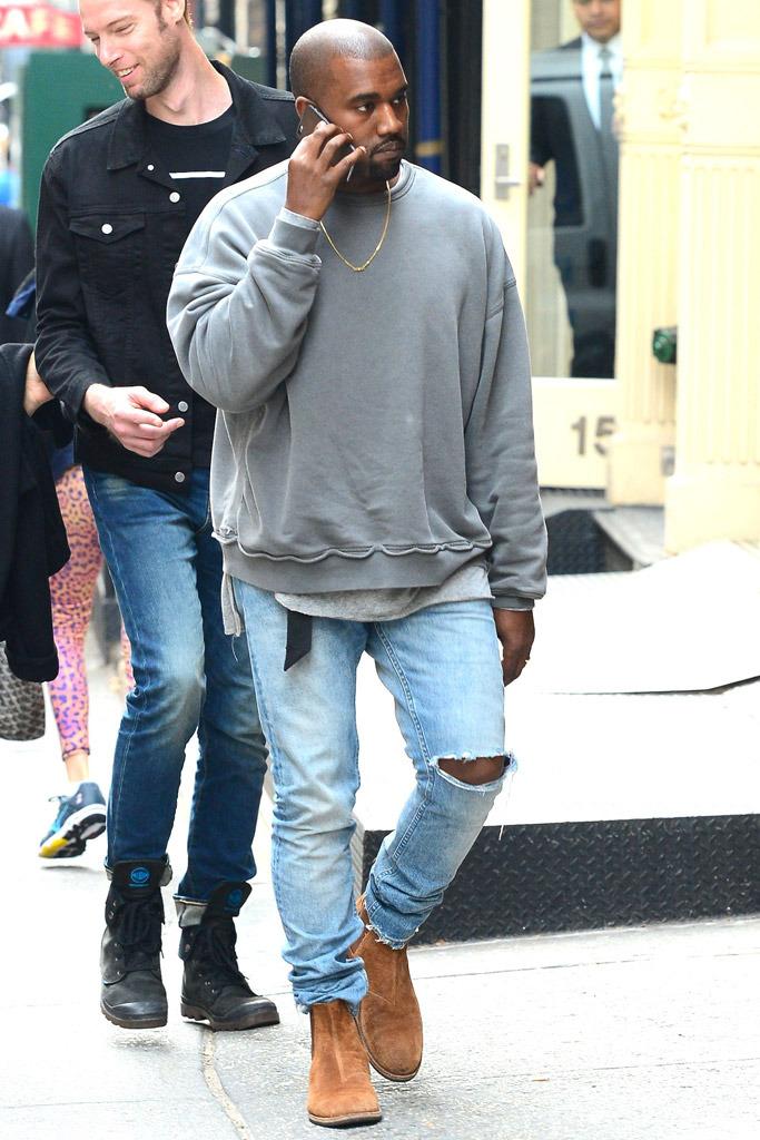 Kanye West's choice makes sales of Bottega Veneta