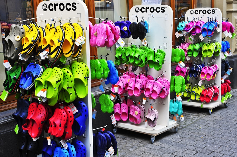 Crocs plans to quadruple branded retail chain in India