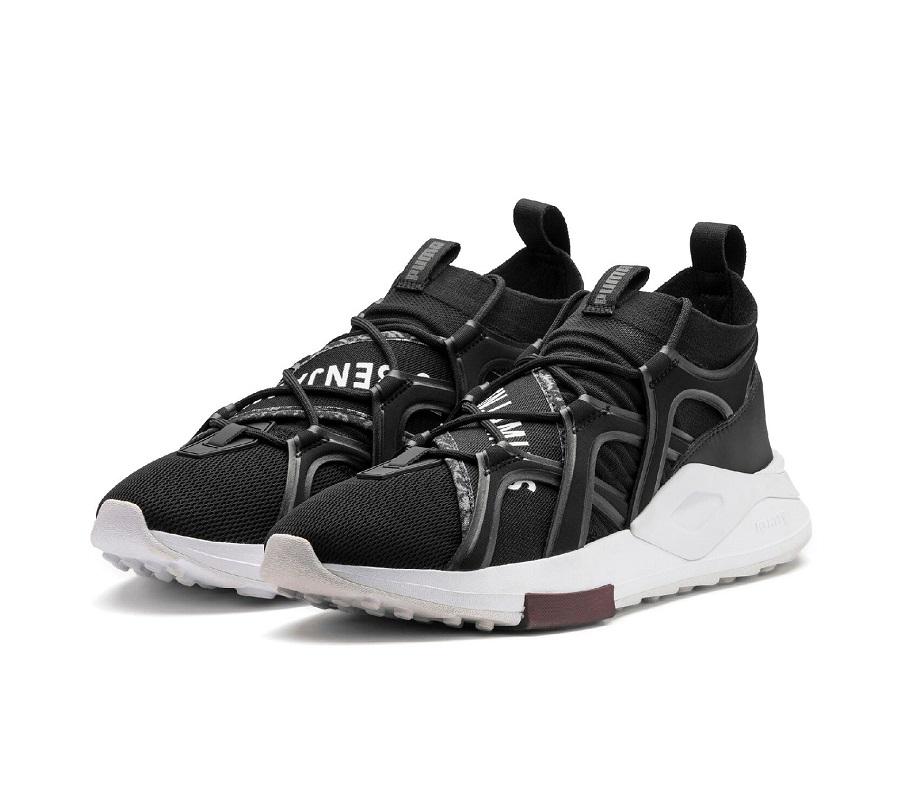 Puma x Les Benjamins SHOKU sneaker model