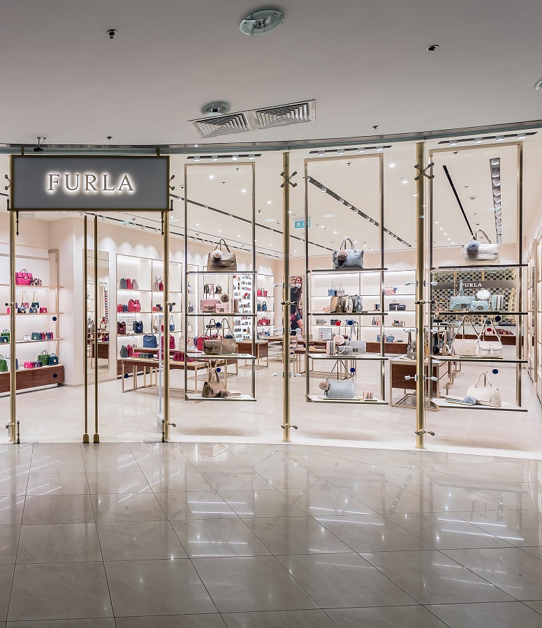 New Furla boutique in Moscow opens at Evropeisky Shopping Center