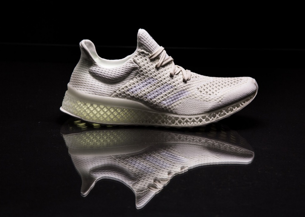 Adidas begins accepting orders for the production of 3D-sneakers