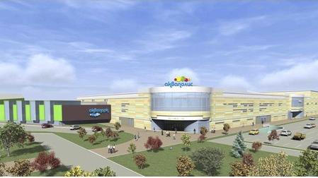 RCSC Awards 2015 received the Aquapolis shopping center