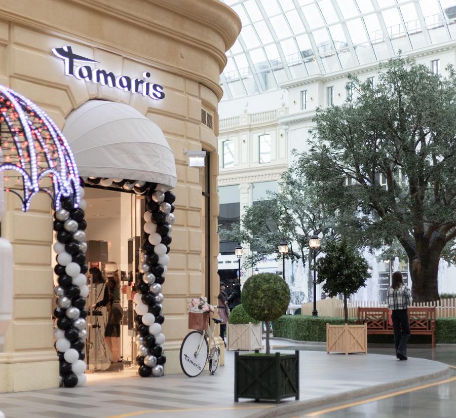 Tamaris ha creado una página de información para socios b2b en Rusia