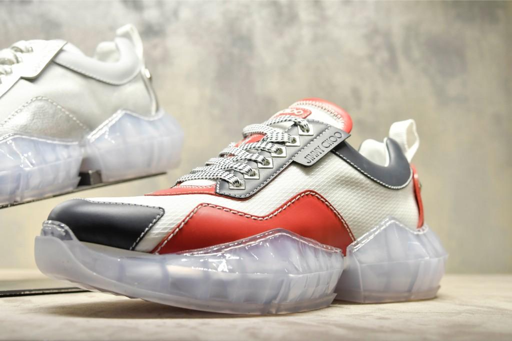 Jimmy Choo Diamond Sneakers, fall'19, Foto: Footwearnews.com