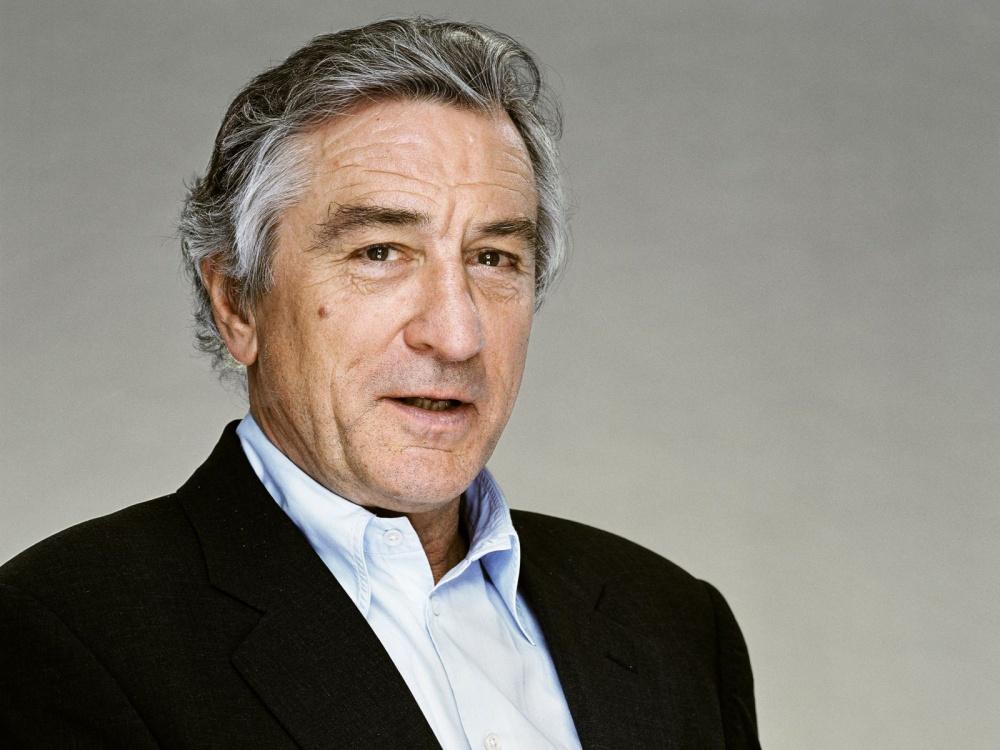 Robert de Niro will become the new face of the Italian brand Ermenegildo Zegna