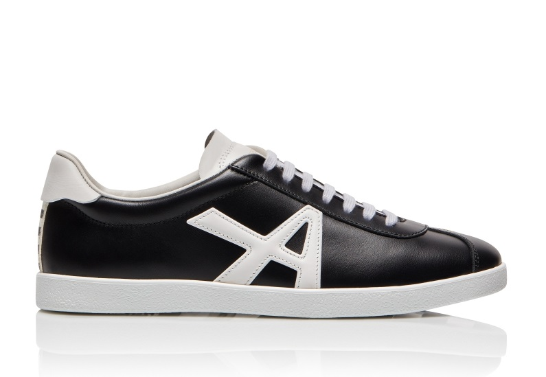 Aquazzura has released a collection of elegant sneakers