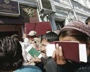 È iniziata una campagna di quote per attrarre lavoratori stranieri per il 2013