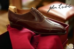 John Lobb will hold a tailoring session
