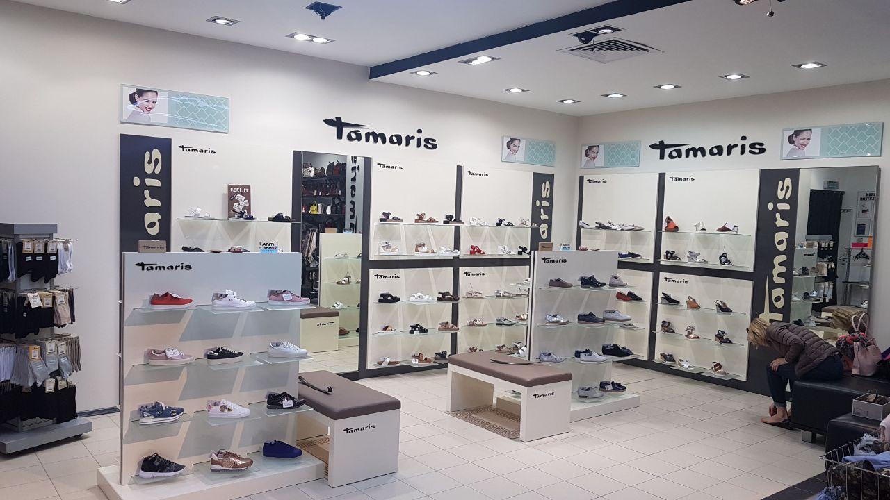 Negozio online Tamaris