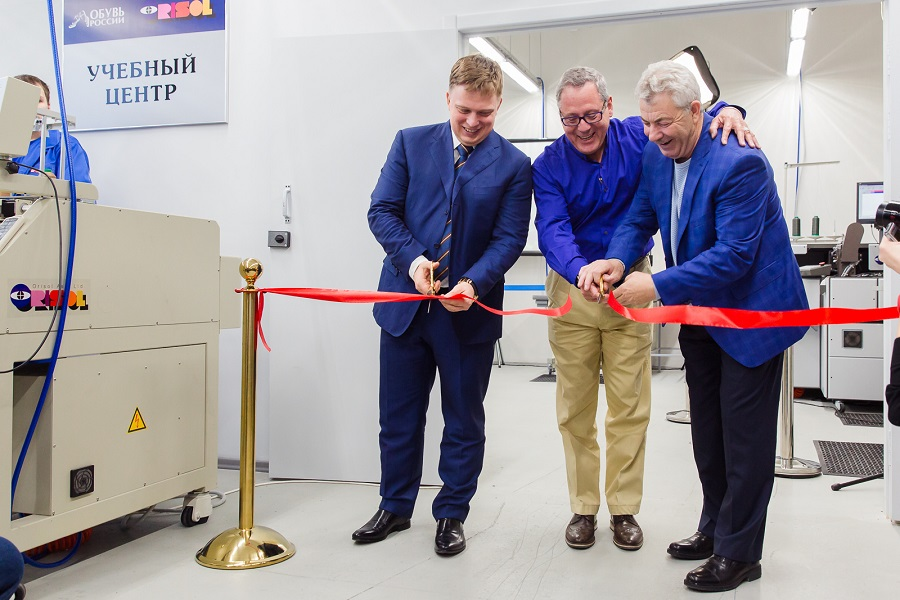 In February, the training center of the Obuv Rossii company and Orisol will accept the first students