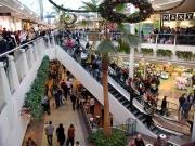 In the retail real estate market - gigantomania