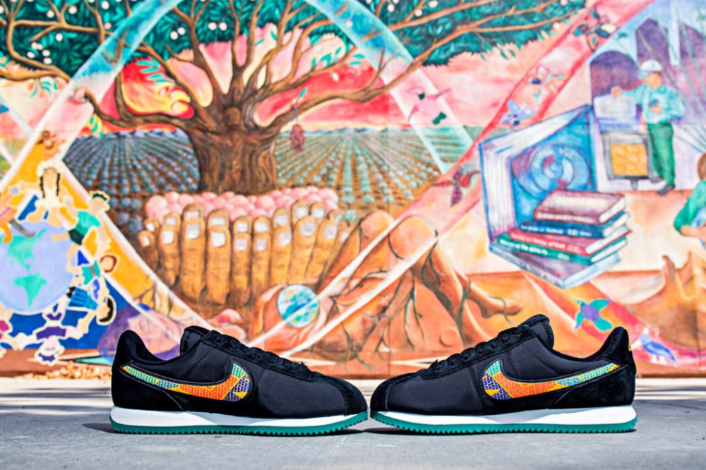 522e9991 Новые кроссовки Nike - в латиноамериканском стиле
