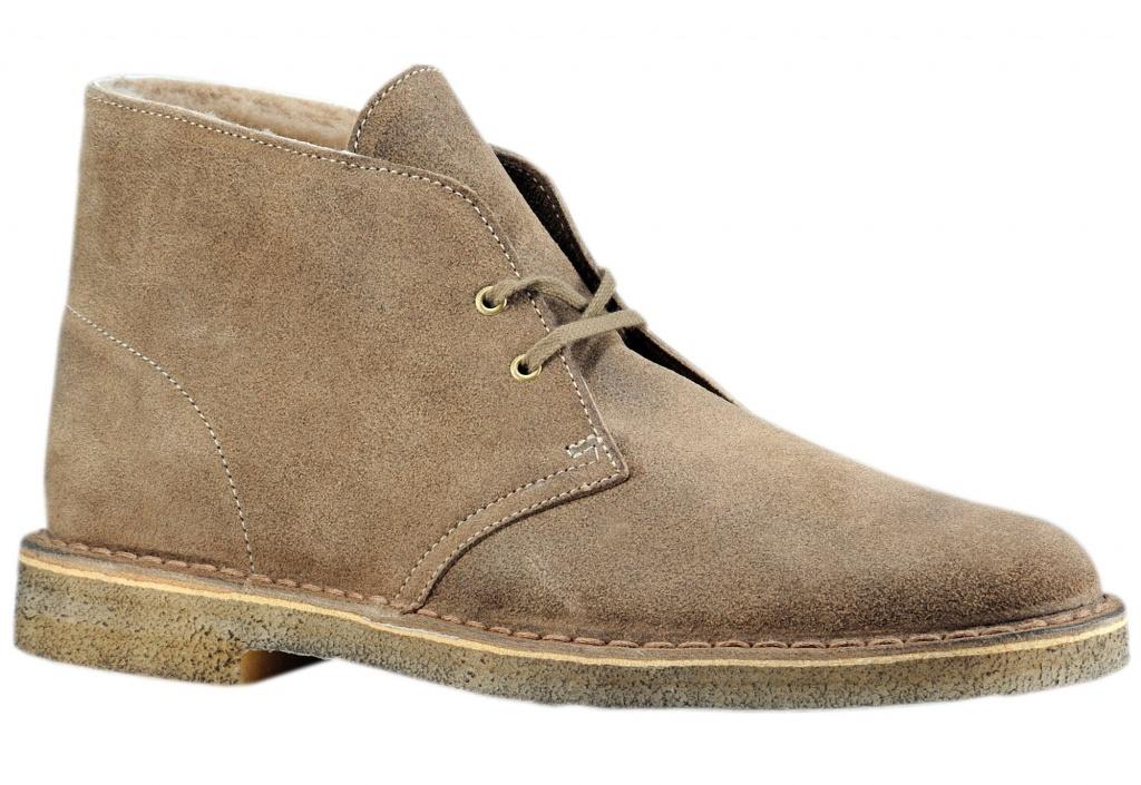 Zapatos Desiertos photo
