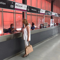 The first MICAM day in Milan is a reflection of the situation on the global fashion market