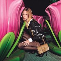 Pinko ha actualizado el diseño de la boutique en la capital GUM y ha lanzado una nueva campaña publicitaria