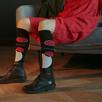 St. Friday Socks hat eine Kollektion von Socken mit Tattoo herausgebracht