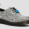 Dr. Martens has released a collection with drawings by Keith Haring