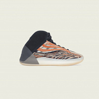 New adidas + YEEZY silhouette arrives - YZY QNTM Flash Orange