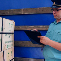 In drei Wochen obligatorischer Kennzeichnung wurden 12 Millionen Paar Schuhe nach Russland importiert