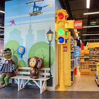 Detsky Mir is actively increasing the number of stores and pick-up points