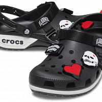 Crocs has released a collaboration with French musician Vladimir Koshmar