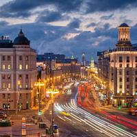 El número de espacios comerciales gratuitos en las principales calles de Moscú y San Petersburgo se ha triplicado