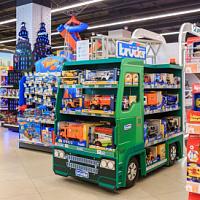 Apertura de dos nuevas tiendas Detsky Mir en el Distrito Federal Central y Tartaristán