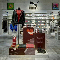 Two new PUMA Select stores will appear in Moscow