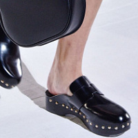 Hermes spring'21 clogs are in high demand