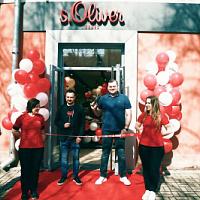 s'Oliver ha aperto un negozio a Kemerovo