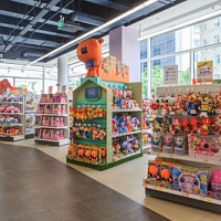 Detsky Mir Group has opened another store in Moscow