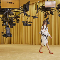 Prada will present the Spring 2022 collection at a show in Milan and Shanghai at the same time