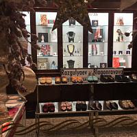 Die Schuhmarke Razgulyaev-Blagonravova eröffnete eine Boutique in Moskau