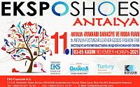 La mostra di calzature di moda Ekspohoes inizia tra meno di un mese ad Antalya!