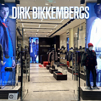 Nueva boutique Bikkembergs inaugurada en San Petersburgo