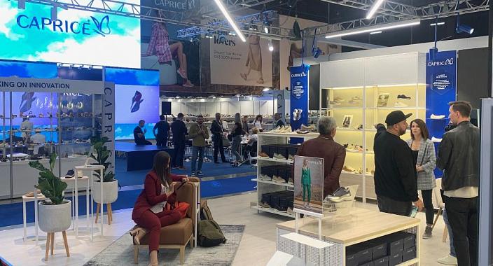 Inaugurata a Mosca la mostra EURO SHOES PREMIERE COLLECTION