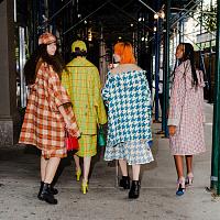 Coach presenta la colección Primavera 2022 en la Semana de la Moda de Nueva York