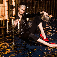 """Econika"" introduced the New Year's collection of shoes and accessories"