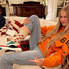 The eldest son of Natalia Vodianova created his own brand of sneakers