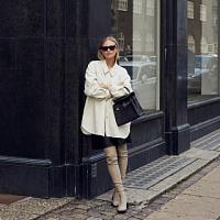 Vagabond Shoemakers presenta sus botas blancas en la Semana de la Moda de Copenhague