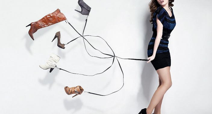 Classification of shoes. Rules for constructing a commodity classifier