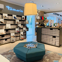 Tamaris eröffnete in Nischnewartowsk ein Geschäft im Ladenformat