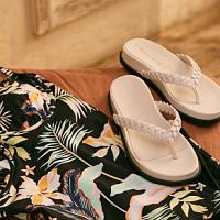 Lamoda verzeichnet einen starken Anstieg der Nachfrage nach Sandalen und Sandalen während der Hitzewelle