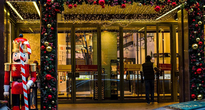 Winter 2019 / 2020: the main trends in the design of festive showcases